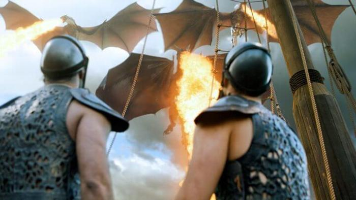 Daenerys 3 dragoes 720x405 - Game of Thrones: 'Battle of the Bastards' foi melhor episódio da temporada