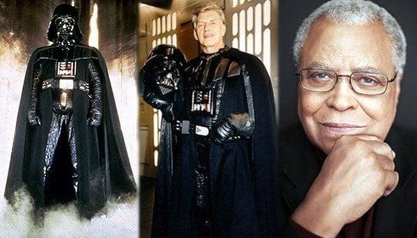 Dois atores para um só vilão, Darth Vader em Rogue One
