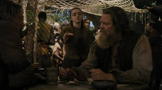 """arya teoria 7 - Teoria: O que aconteceu com Arya Stark em """"Game of Thrones""""?"""