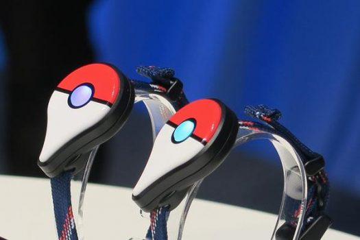 Pokémon Go Plus entra em pré-venda