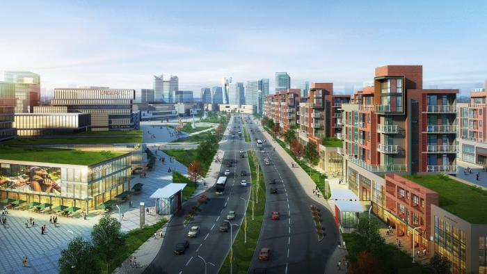 """smt Avenida Inteligente Planta 720x405 - Londrina terá a primeira """"avenida inteligente"""" do país"""