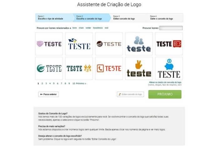 smt Logaster Step2 720x480 - Crie logotipos profissionais para sua empresa com a Logaster