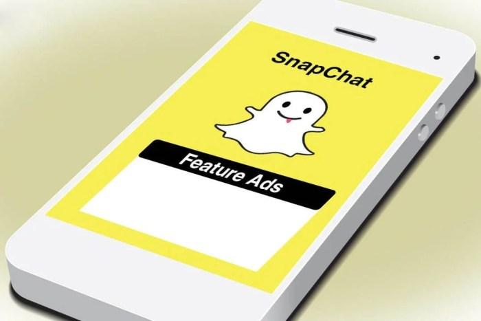 smt Snapchat P1 720x480 - Fim da utopia: Snapchat começa a exibir anúncios publicitários