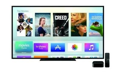 smt appletv p0 - WWDC 2016: Apple TV amplia recursos com o novo tvOS