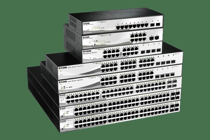 smt dlink todos 720x480 - D-Link amplia portfólio de Switches com modelos para as Pequenas e Médias Empresas