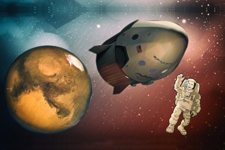 smt elonmusk p1 720x480 - Elon Musk planeja missão tripulada para Marte em menos de dez anos