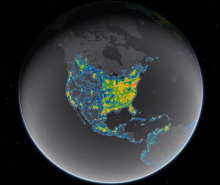 smt vialactea gal02 720x607 - Via Láctea não pode ser vista por um terço dos seres humanos