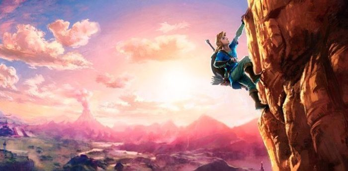 zelda 720x355 - E3 2016: Assista ao trailer de 'The Legend of Zelda: Breath Of The Wild'