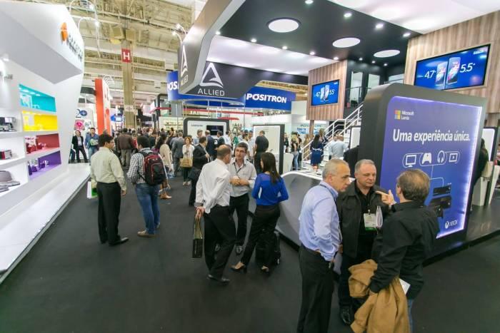Na Eletrolar Show 2016 é possível conseguir patrocínio para hospedagens e passagens aéreas para compradores