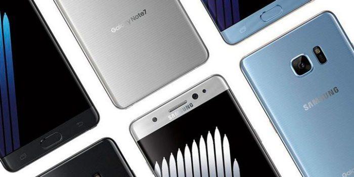 Galaxy Note 7 varios 720x360 - Galaxy Note 7 vazou em vídeo e nova cor é revelada