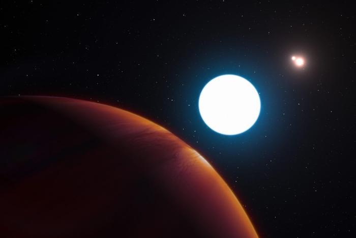 HD 131399Ab Capa 720x480 - HD 131399Ab: Astrônomos descobrem planeta com 3 sóis