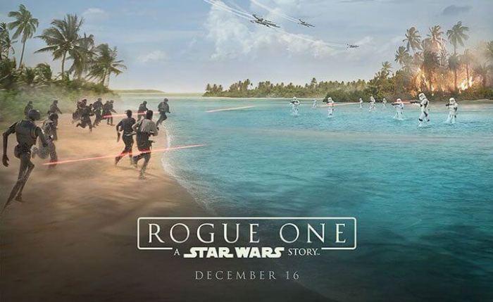 Rogue One Darth Vader aparece em novo teaser