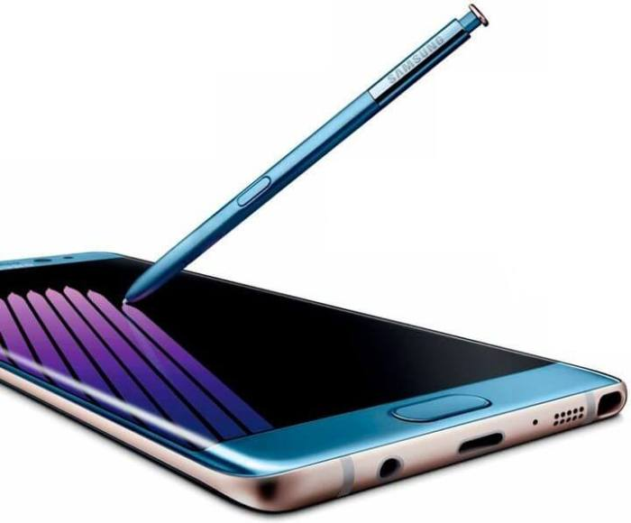 Galaxy Note 7 nova cor é revelada