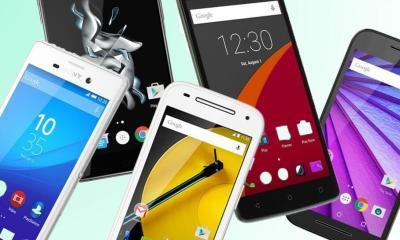 Smartphones Capa 8 - Os melhores smartphones do mercado brasileiro até R$ 1.500