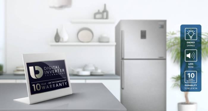 Novos refrigeradores Twin Cooling Plus da Samsung