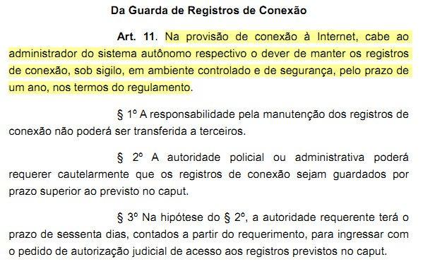 art11 marco civil hero - Dois lados da Moeda: entenda os pedidos da Justiça ao WhatsApp e Facebook