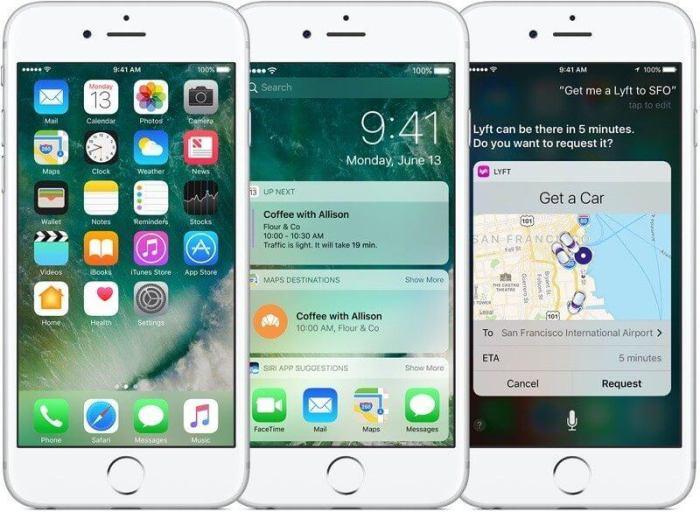 """ios10 800x585 720x527 - Função do iOS 10 """"Levante para ativar"""" só funciona em iPhones 6s ou mais recentes"""