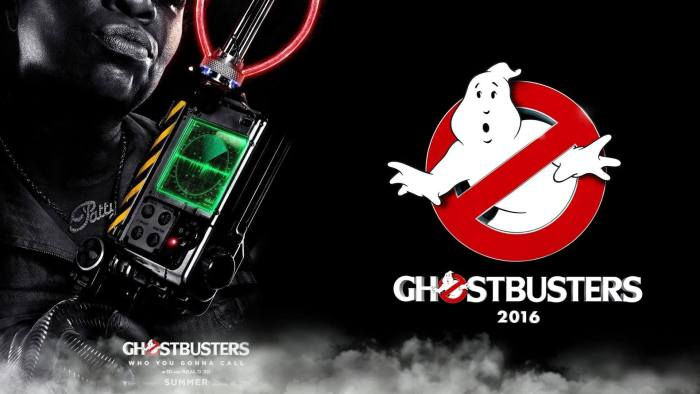 Poster do novo filme dos Caça-Fantasmas