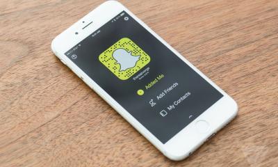 """snapchat stock 0973.0.0 - Snapchat muda tudo com nova função """"Memórias"""""""