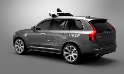 Carro autonomo uber - Sem piloto: Uber começa a circular com carros controlados por computador