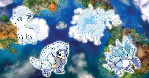 Reconhece esses Pokémon?