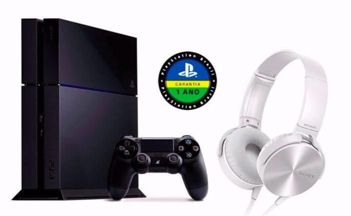 PS4 e fone 720x443 - Dia dos pais: 7 presentes para pais que amam tecnologia