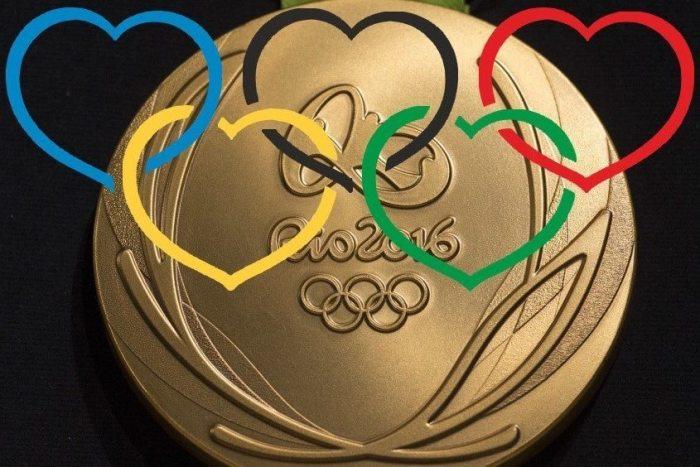 Tinder - Medalha