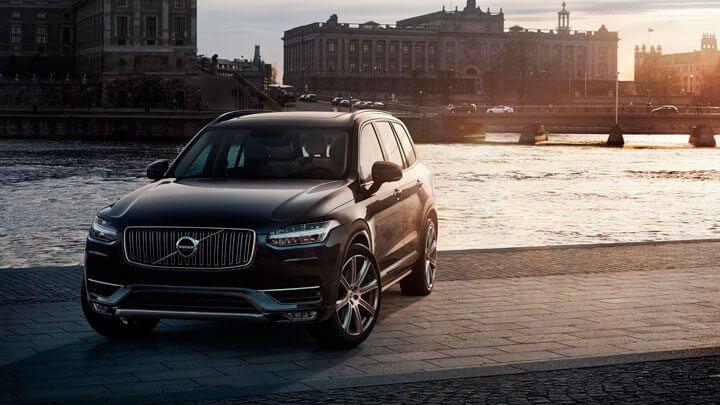 Volvo XC90 - Sem piloto: Uber começa a circular com carros controlados por computador