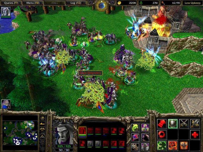 Warcraft 720x540 - 15 Jogos clássicos para PC que você deveria conhecer e jogar