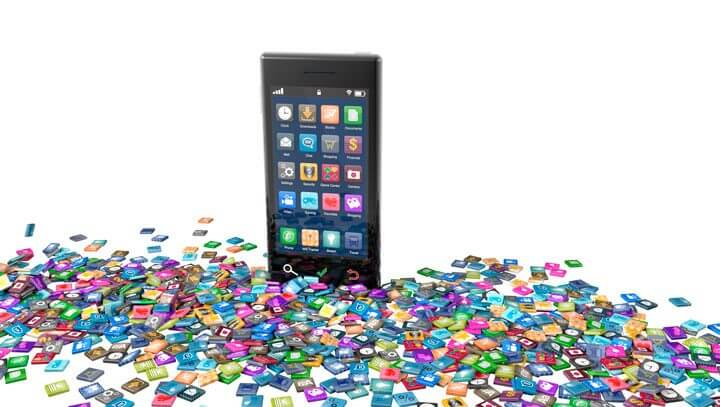 apps smartphone bloatware shutterstock 114893179 - Essas são as primeiras coisas a fazer com seu novo Android