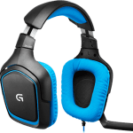 g430 gaming headset images 3 - Review: Headset Logitech G430 com som Surround 7.1