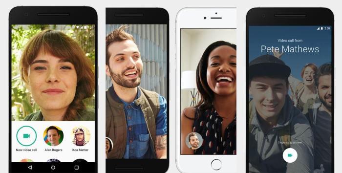 """Duo: um """"Facetime"""" que funciona também com o Android."""