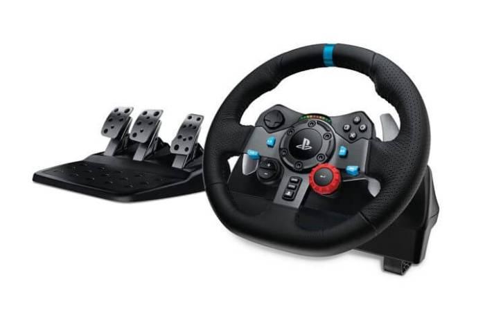volante G29 Logitech 720x476 - Dia dos pais: 7 presentes para pais que amam tecnologia