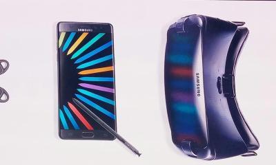 wp image 730455431jpg - Ele chegou: Galaxy Note7 é lançado no Parque Olímpico do Rio