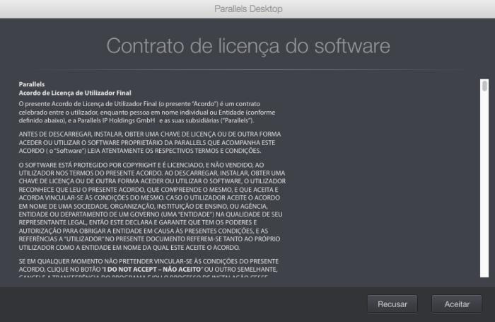 02. parallels 12 instalacao 720x468 - Tenha o Windows sempre à mão no macOS com o Parallels Desktop