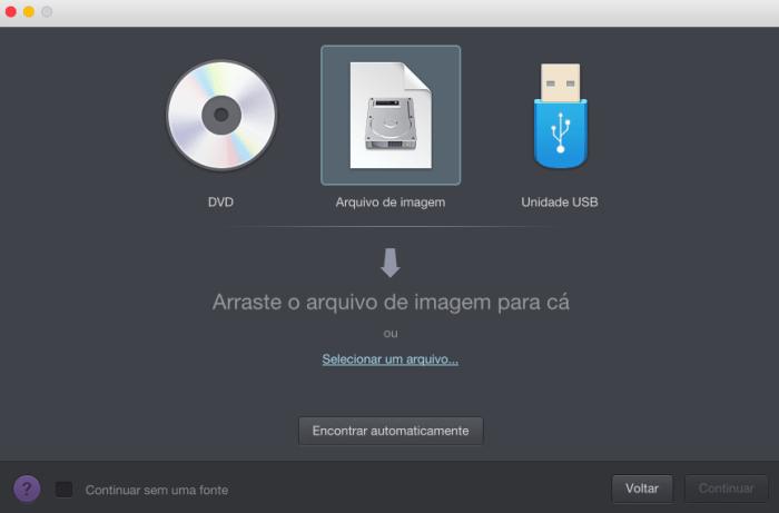 06. parallels 12 nova vm formato 720x474 - Tenha o Windows sempre à mão no macOS com o Parallels Desktop