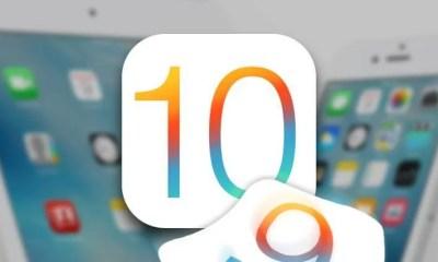 Apple lança para todo mundo o iOS 10