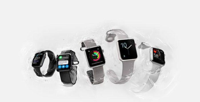 Apple Watch Series 2 720x368 - Confira tudo que a Apple apresentou hoje