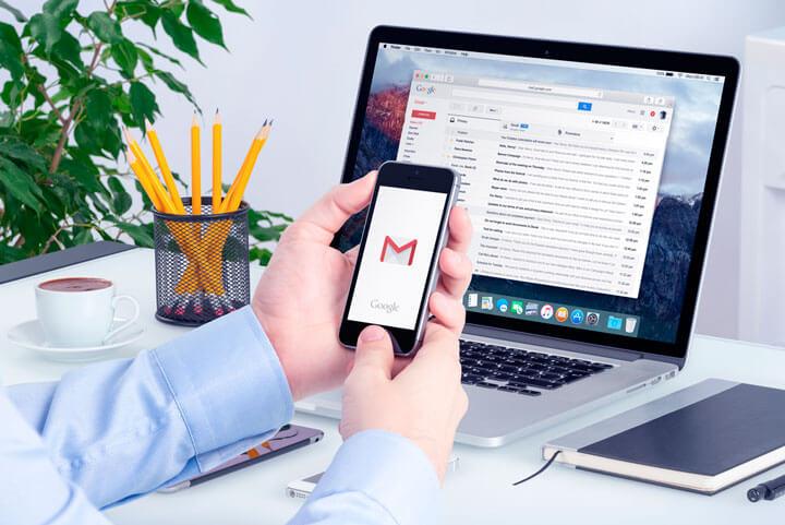 Configurando Gmail 720x481 - Aplicativos indispensáveis para novos usuários do iPhone
