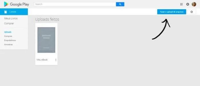 Fazendo upload de ebook no Google Play Livros 720x309 - Tutorial: como criar um eBook para ler em qualquer lugar