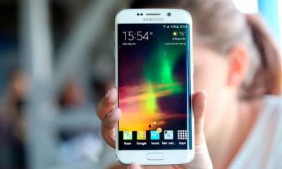 Galaxy S6 smartphone mais buscado do Brasil