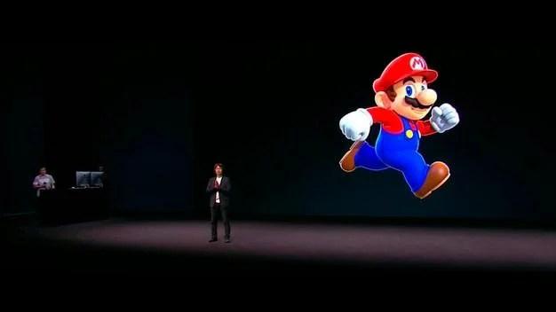 Super Mario Run Miamoto - Confira tudo que a Apple apresentou hoje