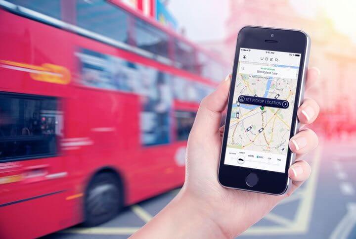 Aplicativos indispensáveis iphone - Uber