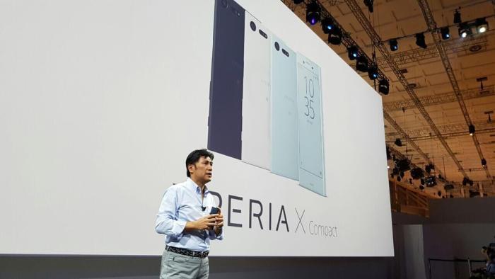 WhatsApp Image 2016 09 01 at 09.04.58 720x405 - IFA 2016: Sony surpreende com o Xperia XZ, o X Compact, um Robô Pessoal e Produtos Inteligentes