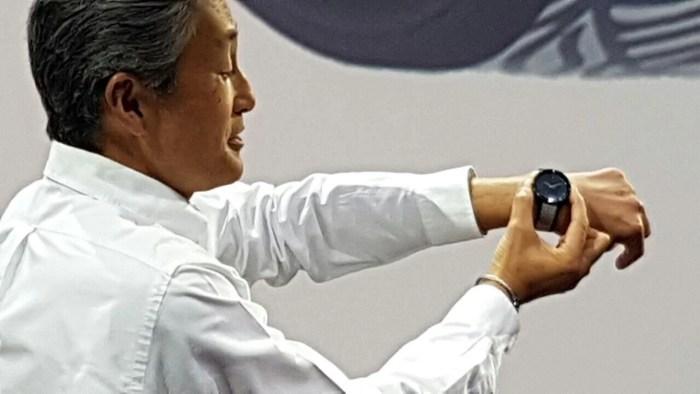 IFA 2016-Sony-Smartwatch