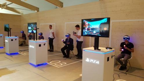 PS VR IFA 2016