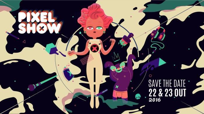 1 capa site pixel show 2016 720x405 - Pixel Show acontecerá nesse final de semana e contará com a presença de influenciadores
