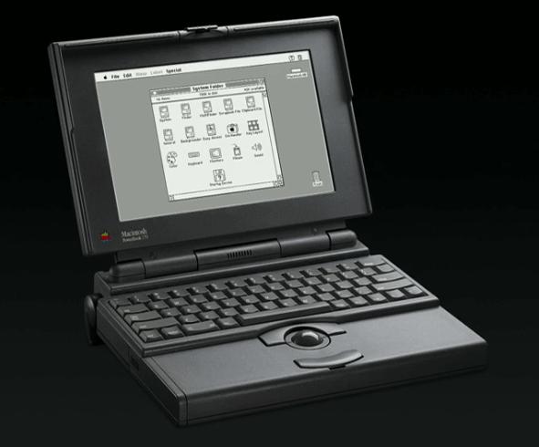 Primeiro PowerBook