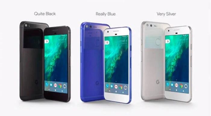 Cores Google Pixel 720x398 - Revelado! Google Pixel, novo smartphone do Google é anunciado
