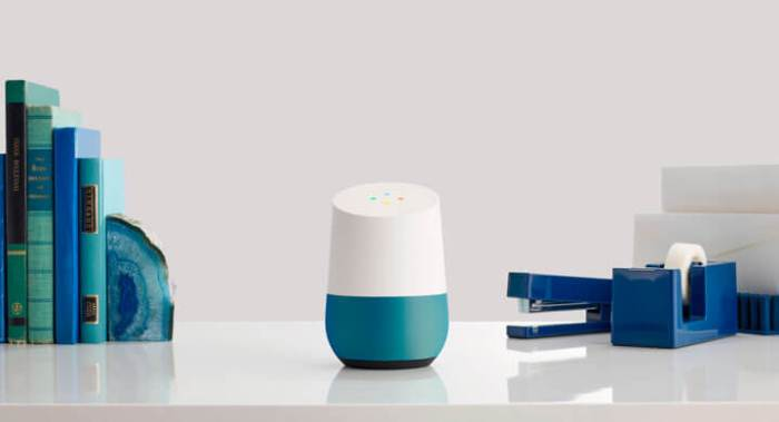 Google Home - Design do produto